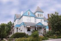 Bed and Breakfast in Hannibal Missouri